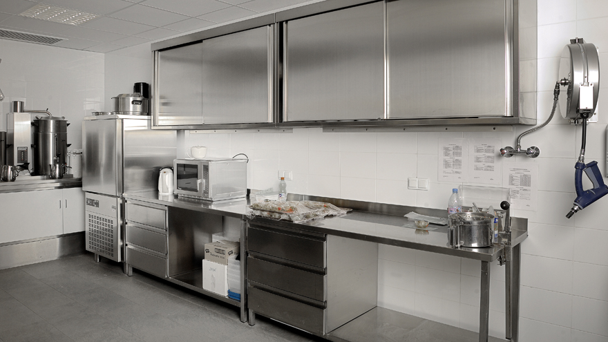 Inox Design Keukens : Grootkeukens u a inox design