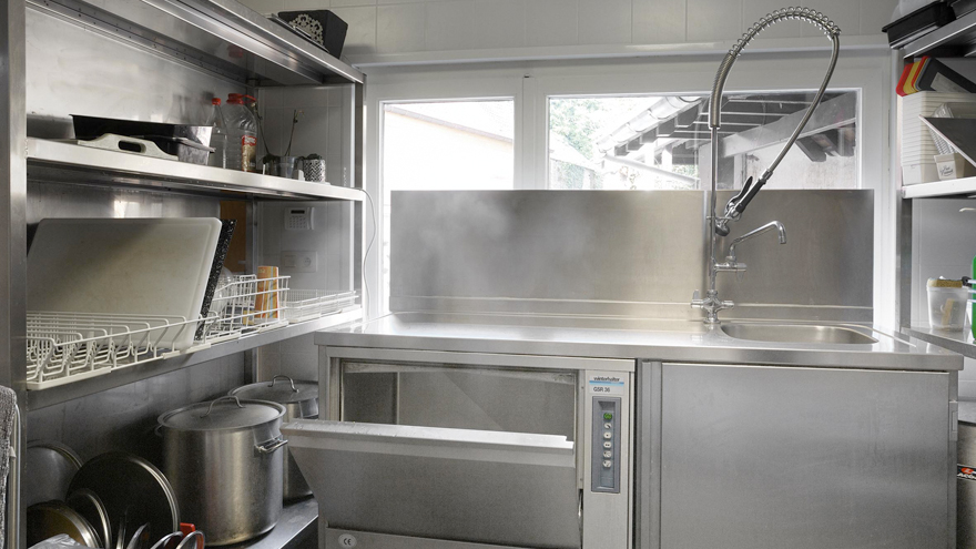 Inox Design Keukens: Fabrinox inox design meubilair alle stijlen ...
